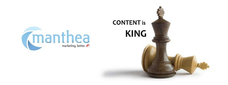 content is king manthea lugano marketing digital pr community management